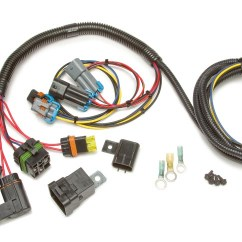 2002 Mustang Headlight Wiring Diagram Xrc8 H 4 Relay Conversion Harness Painless Performance 9005 9006
