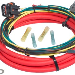 Gm One Wire Alternator Wiring Diagram 71 Chevelle Ac 28 Circuit Direct Fit 1966 77 Bronco Harness W Switches Painless Ford 3g Kit