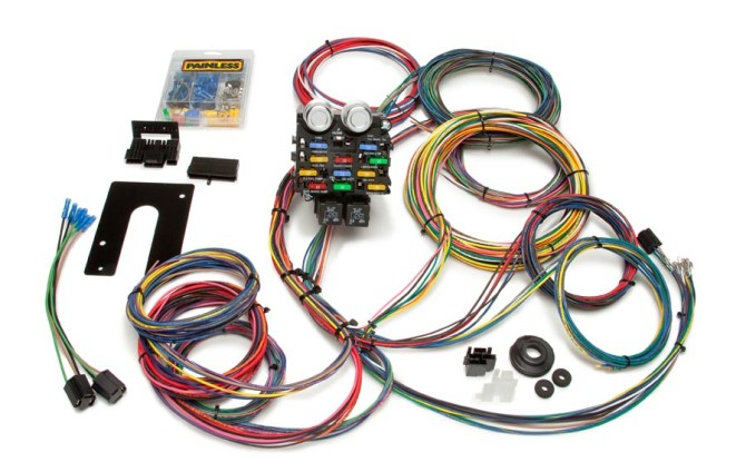 jeep painless wiring harness  i need a radio wiring