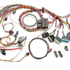 Gm Truck Central Wiring Diagrams Polaris Sportsman 500 Transmission Diagram 1996 99 Vortec 4 3l V6 Cmfi Harness Std Length Painless By