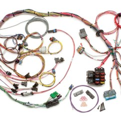 Lt1 Wiring Diagram For 7 Wire Trailer Plug 1992 97 Gm Harness Std Length Painless Performance By