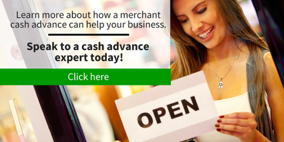 Speak to a Merchant Cash Advance Expert Today!