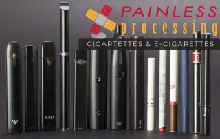 Merchant Accounts for Cigarettes & E-Cigarettes Business