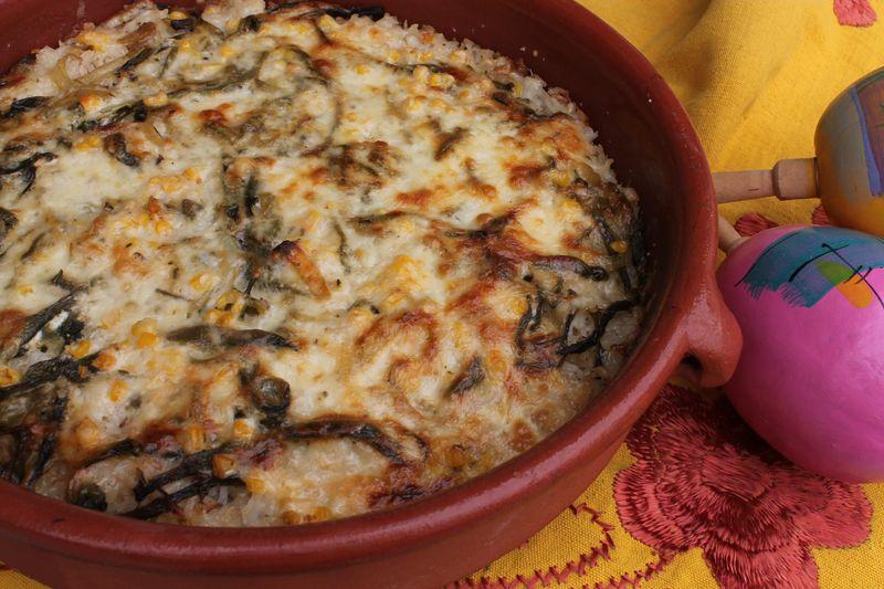 Baked Fiesta Rice (Arroz de Fandango)-Just in Time for ...