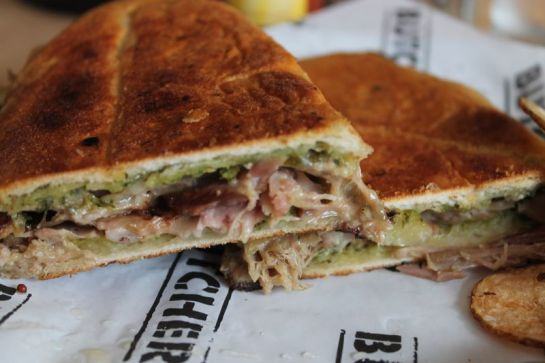 Cubano Sandwich from Cochon Butcher