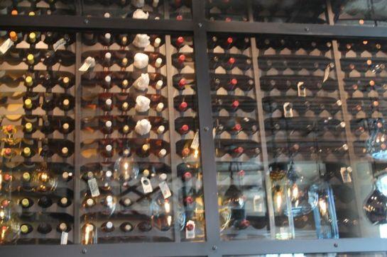 Boca Nova's's Wine Cellar