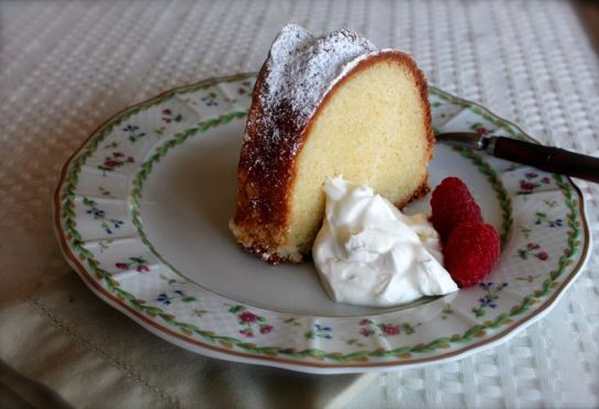 Lemon Pound Cake Cropped