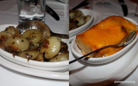 Fleming Steak Houses's Sides