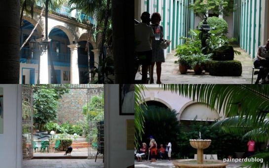 Cuba Courtyards1