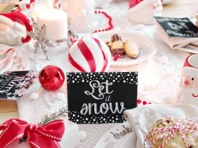 Free Christmas Printable Greeting Cards