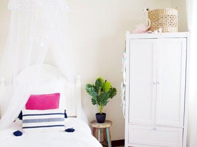 Scarlet's Beach Bedroom Reveal