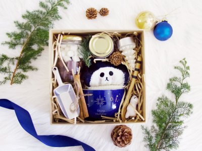Daiso Hot Chocolate Gift Box