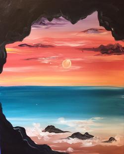 seascape saratoga paint and