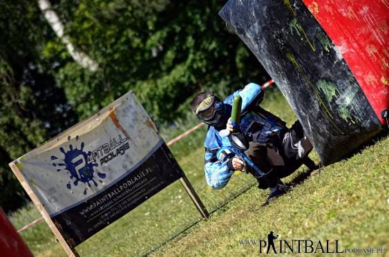 III Amatorski Turniej Paintballowy 0124
