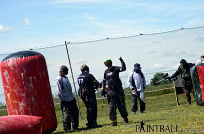 III Amatorski Turniej Paintballowy 0133