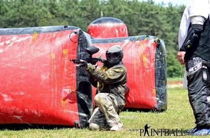 III Amatorski Turniej Paintballowy 0156