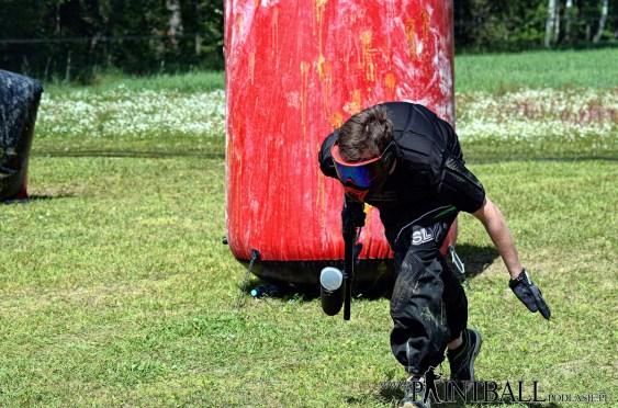 III Amatorski Turniej Paintballowy 0168