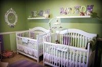 Cute-Twin-Baby-Cribs-and-Nursery-Design13