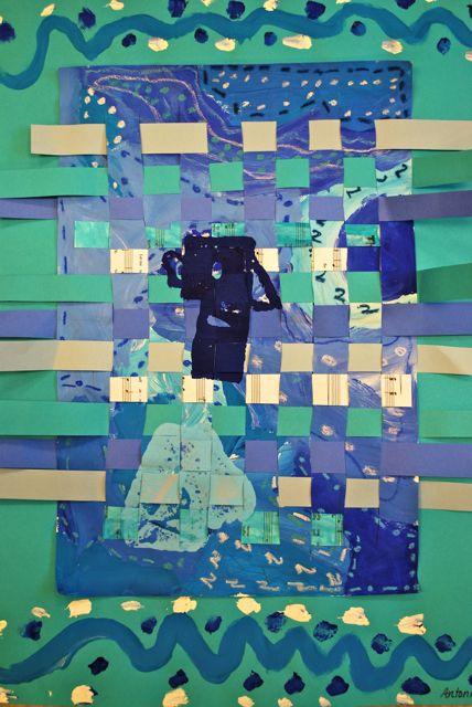 picassos-weaving-the-blues_5424618599_o