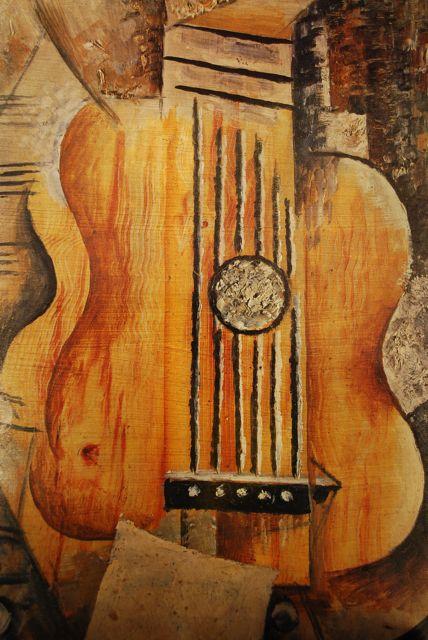 picassos-painted-guitar_5538020325_o