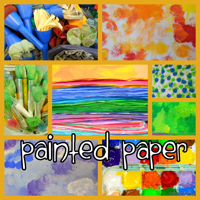 4-painted paper