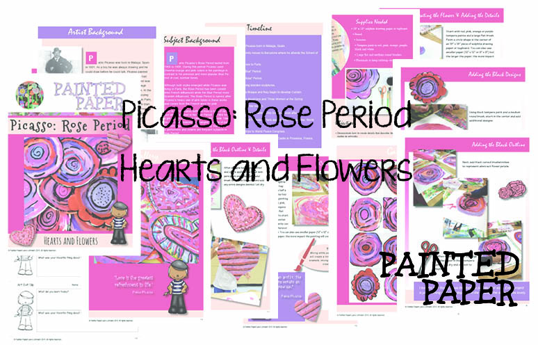 Picasso Rose Period preview