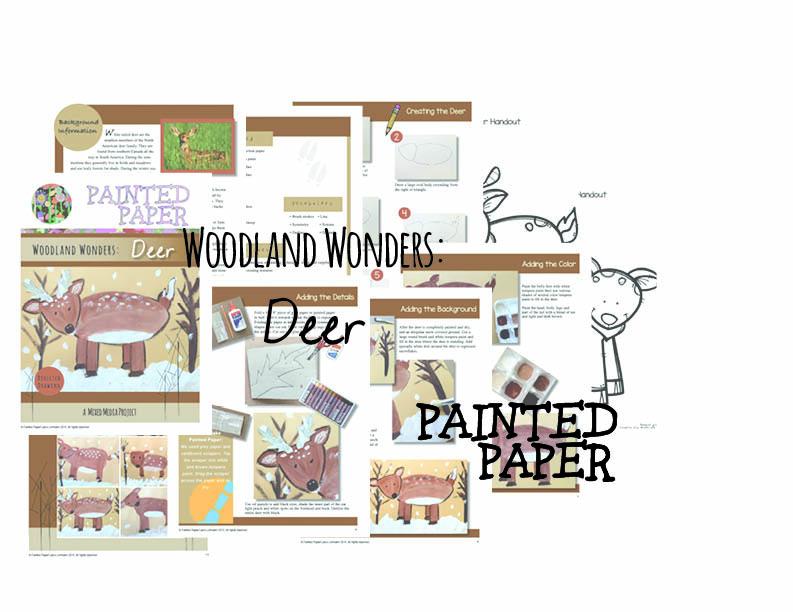 Woodland Wonders Deer preview