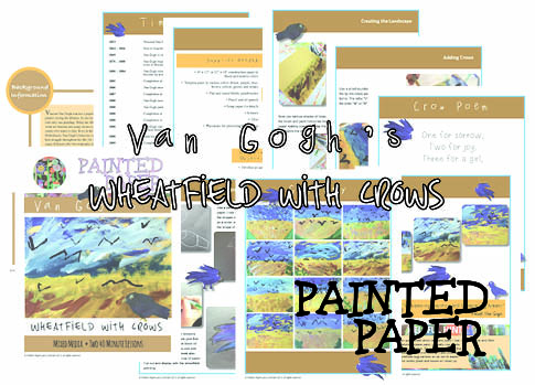 Van Goghs Wheatfields preview