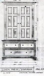 Design for Linen Press