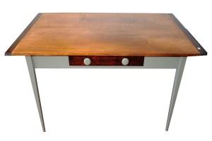 Shaker legged desk