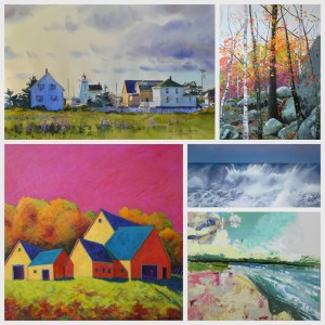 May Group Show at the Teichert Gallery