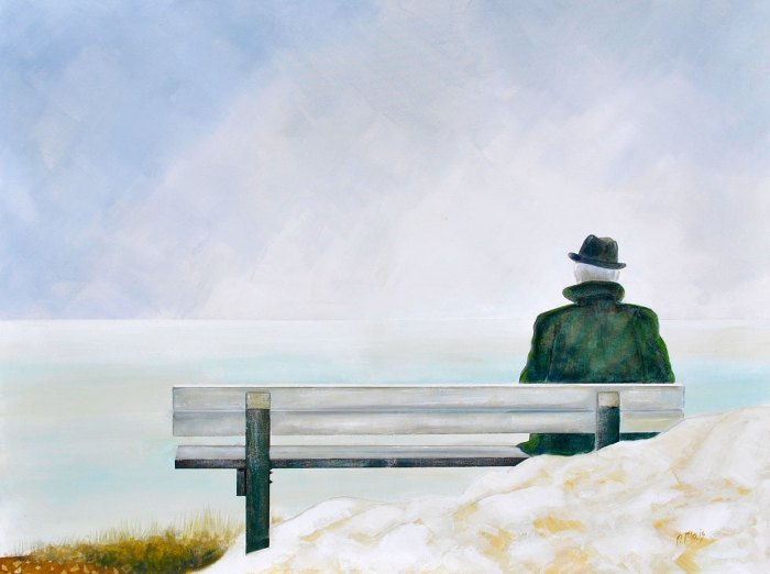 Horizon by Peter Blais