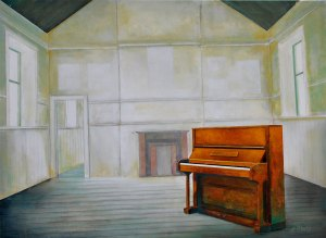 Rehearsal Piano, Best Offer by Peter Blais
