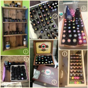Awesome Essential Oil Storage Round-Up