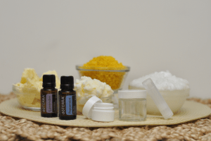 DIY Essential Oil Lip Balm