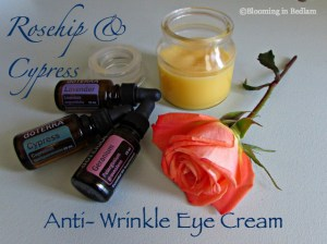 Essential Oil Anti-Wrinkle Eye Cream