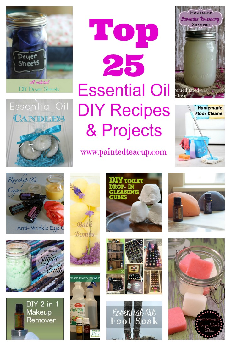 top 25 essential oil diy recipes projects. Black Bedroom Furniture Sets. Home Design Ideas