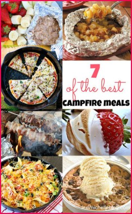 7 of the best campfire meals