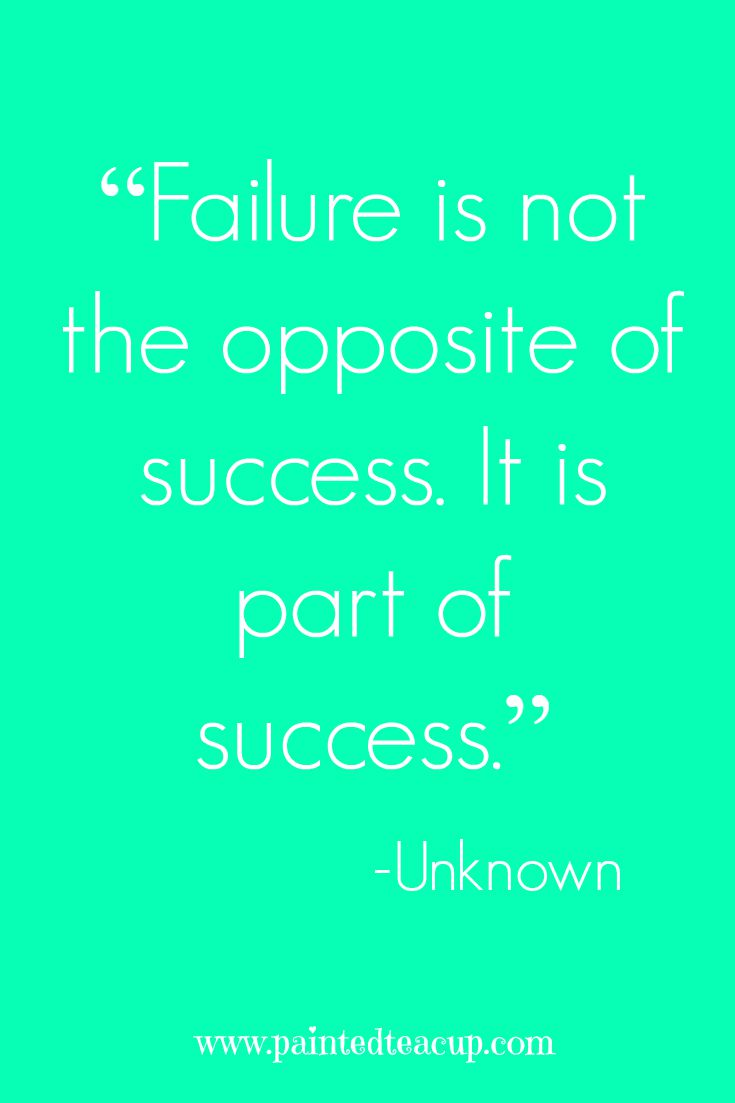 Inspirational Quotes About Failure: 14 Quotes That Prove You're More Successful Than You Think