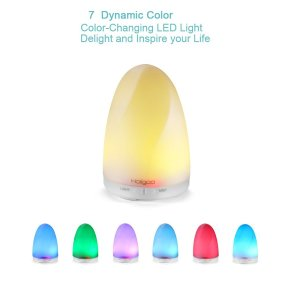 This diffuser appears to be a new release and like the others it changes colours and holds 100ml. This diffuser is on for a great discount of 76% making it just $13.99!