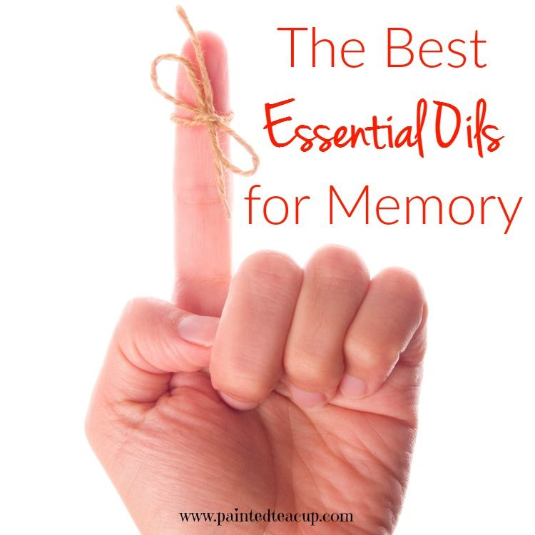 The 3 Best Essential Oils for Memory. Learn how rosemary, basil and peppermint essential oil help with memory! Click to learn how to use each of these oils for memory!