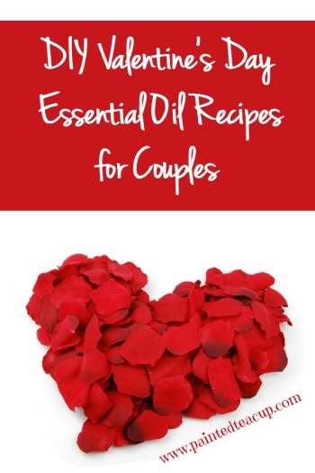 diy valentine's day essential oil recipes for couples, Ideas