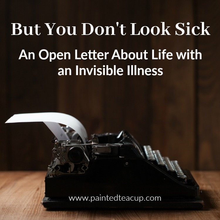 An open letter to those who believe people with an invisible illness are faking or lazy. It highlights the reality of living with an invisible illness. Life with chronic pain, mental illness and invisible illnesses