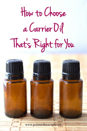 Using a carrier oil is an important part of topical essential oil use. Learn the benefits of 5 different carrier oils to decide which one is best for you!