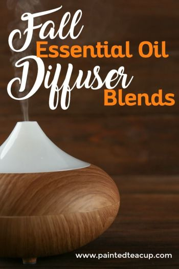 5 amazing Fall essential oil diffuser blends to make it smell like Autumn in your home! You are going to love these recipes!