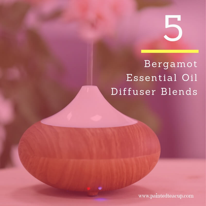 Bergamot Diffuser Blends that Inspire Joy and Hope