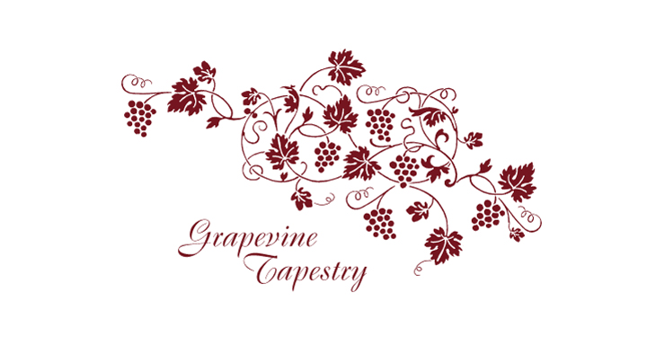 Grapevine Tapestry - a versatile, somewhat simplified grapevine