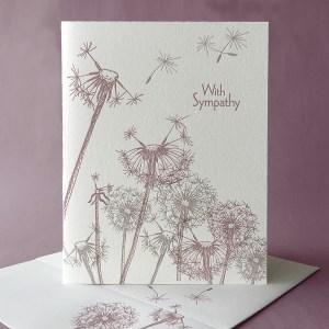 Dandelion - With Sympathy