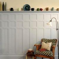 Arts & Crafts Wall Panelling Panels & Wall Cladding