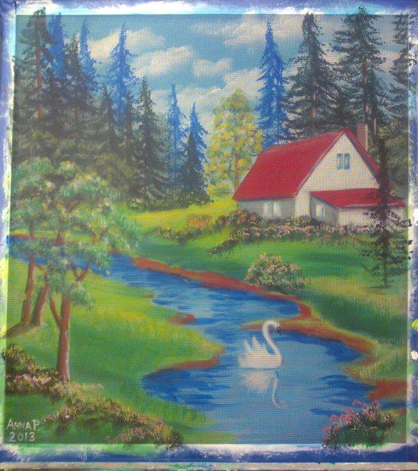 Window Screen Painters - Art